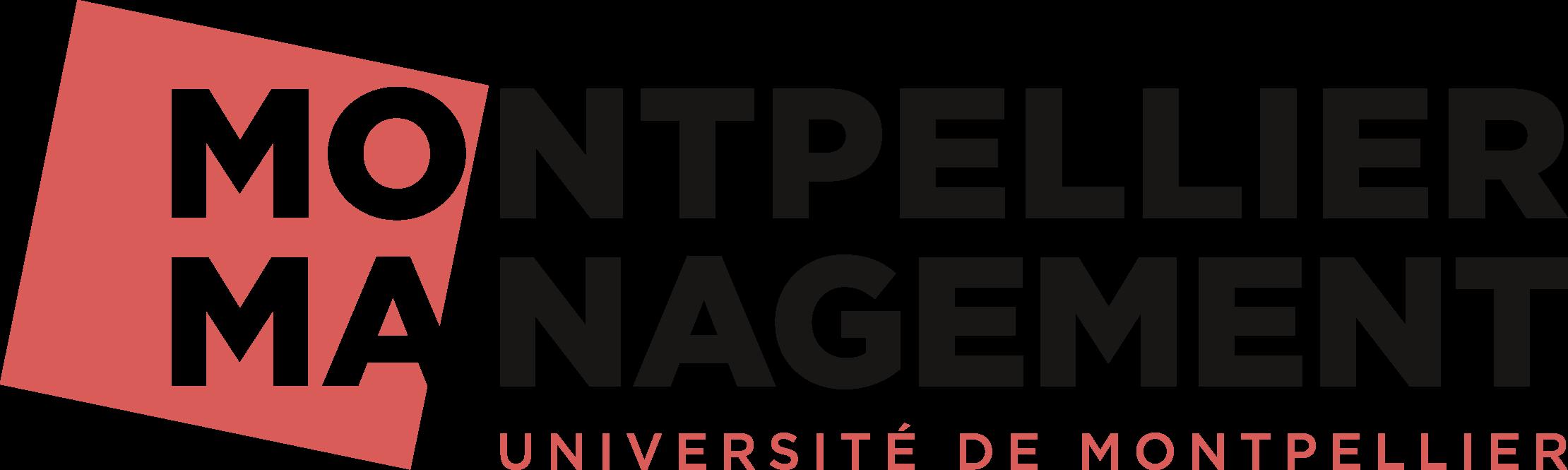 Logo Montpellier Management partenaire Mas Du Cheval